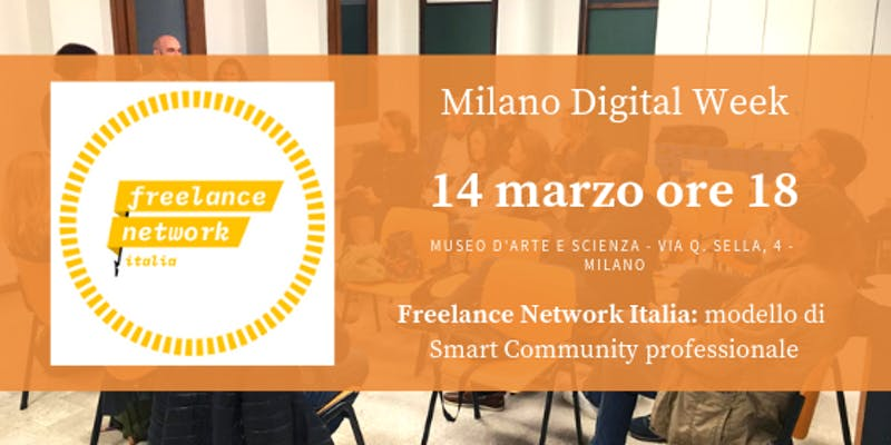 freelance network milano digital week 2019