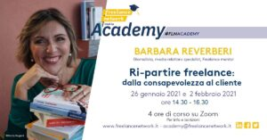 Read more about the article Ripartire freelance con FLN Academy