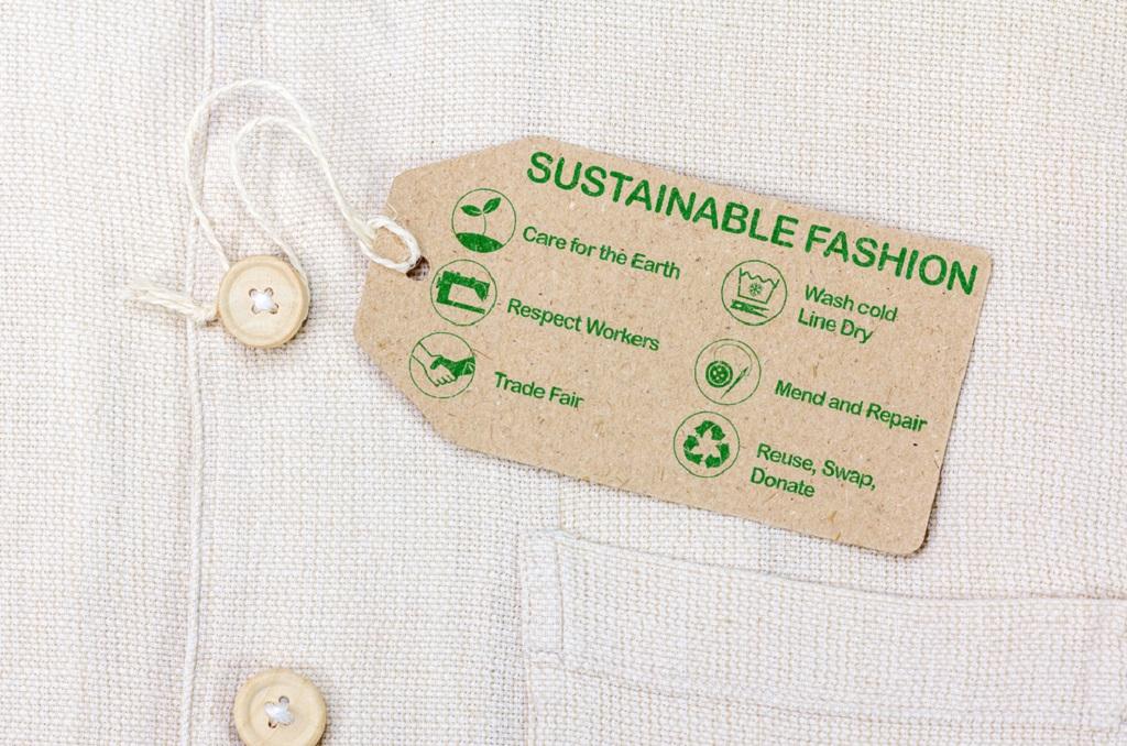 moda sostenibile cardine per la ripresa