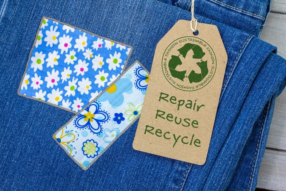 con moda sostenibile nuova vita ai capi di abbigliamento